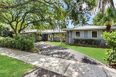 Pinecrest Single Family Home For Sale: 7396 SW 128th St