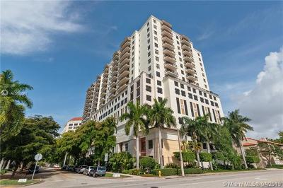 Coral Gables Condo/Townhouse For Sale: 888 Douglas Rd #1009