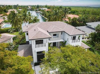 Coral Gables Single Family Home For Sale: 13055 SW 57th Ave