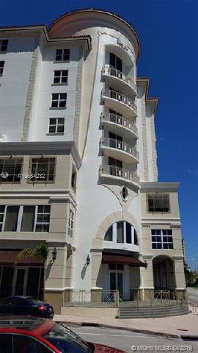 Coral Gables Condo/Townhouse For Sale: 2030 S Douglas #602