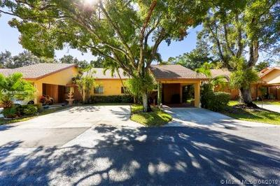 Pinecrest FL Single Family Home For Sale: $1,460,000