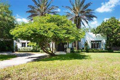 Pinecrest FL Single Family Home For Sale: $2,850,000