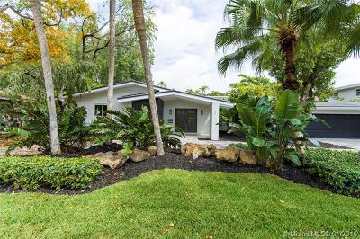 Coral Gables Single Family Home For Sale: 47 S Prospect Dr