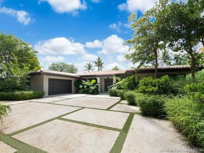 Coral Gables Single Family Home For Sale: 40 S Prospect Dr