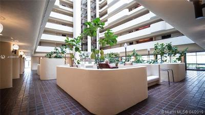 Coral Gables Condo/Townhouse For Sale: 600 Biltmore Way #918