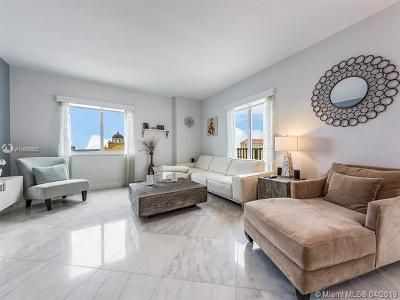 Coral Gables Condo/Townhouse For Sale: 10 Aragon Ave #1117