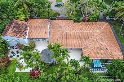 Coral Gables Single Family Home For Sale: 1101 Coral Way