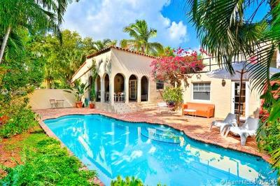 Coral Gables Single Family Home For Sale: 416 Garlenda Avenue