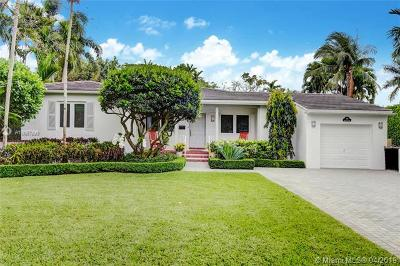 Coral Gables Single Family Home For Sale: 1116 Aduana Ave