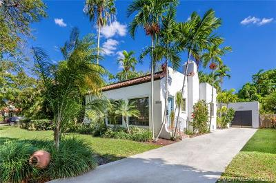 Coral Gables Single Family Home For Sale: 504 Majorca Ave