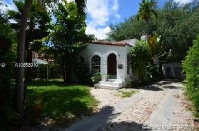 Coral Gables Single Family Home For Sale: 1502 El Rado St
