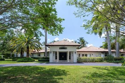 Pinecrest FL Single Family Home For Sale: $1,995,000