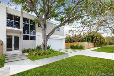 Pinecrest Single Family Home For Sale: 8141 SW 124th St