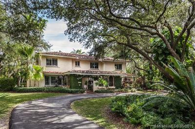 Pinecrest Single Family Home For Sale: 10021 SW 63rd Ave