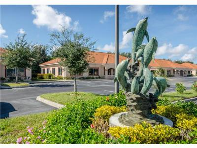 Fort Myers Commercial For Sale: 4983 Royal Gulf Cir