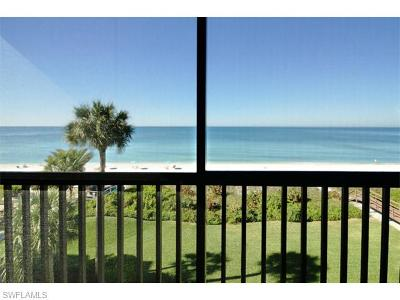 Condo/Townhouse Sold: 9375 Gulf Shore Dr #402