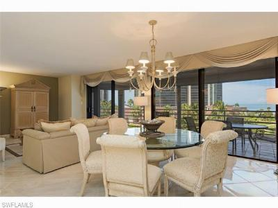 Condo/Townhouse Sold: 4751 Gulf Shore Blvd N #607