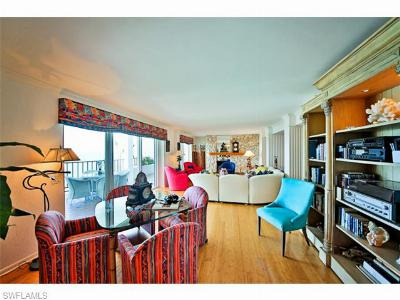 Condo/Townhouse Sold: 3951 Gulf Shore Blvd N #PH-2B