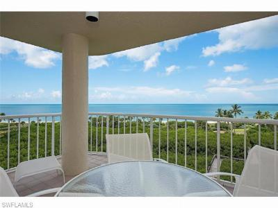 Westshore At Naples Cay Condo/Townhouse Sold: 50 Seagate Dr #601