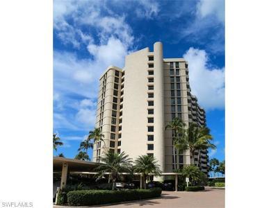 Condo/Townhouse Sold: 4001 Gulf Shore Blvd N #801
