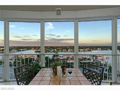 Condo/Townhouse Sold: 3971 Gulf Shore Blvd N #1005