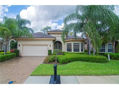 Naples Single Family Home For Sale: 6076 Dogleg Dr