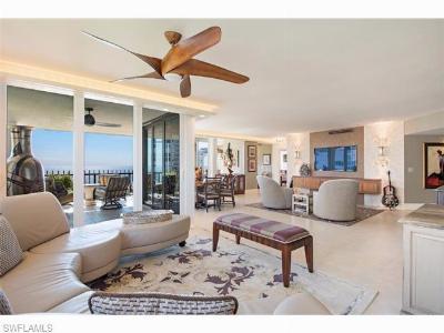 Condo/Townhouse Sold: 4251 Gulf Shore Blvd N #10C