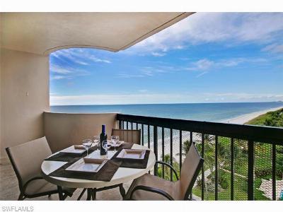 Condo/Townhouse Sold: 4001 Gulf Shore Blvd N #806