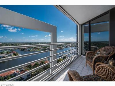Condo/Townhouse Sold: 4751 Gulf Shore Blvd N #1702