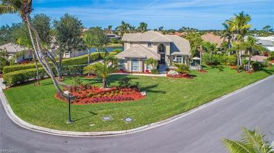 Lely Island Estates Single Family Home For Sale: 8957 Pond Lily Ct