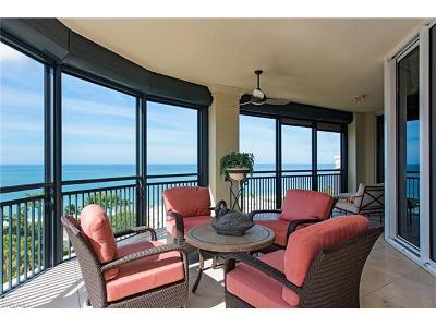 Seasons At Naples Cay Condo/Townhouse Sold: 81 Seagate Dr #1001
