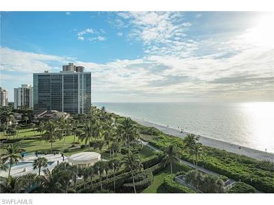 Condo/Townhouse Sold: 4951 Gulf Shore Blvd N #501