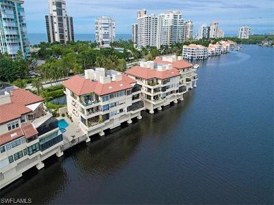 Ardissone Condo/Townhouse Sold: 4400 Gulf Shore Blvd N #406