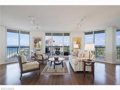 Condo/Townhouse Sold: 4901 Gulf Shore Blvd N #2202