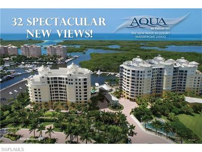 Aqua Condo/Townhouse For Sale: 13665 Vanderbilt Dr #1002