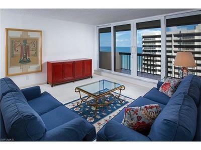 Condo/Townhouse Sold: 4001 Gulf Shore Blvd N #1202