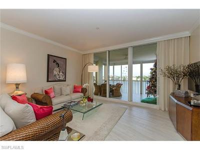 Naples Condo/Townhouse Sold: 410 Flagship Dr #501