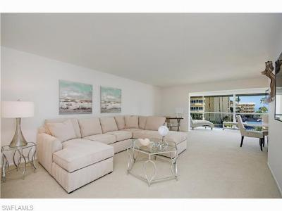 Condo/Townhouse Sold: 1910 Gulf Shore Blvd N #305