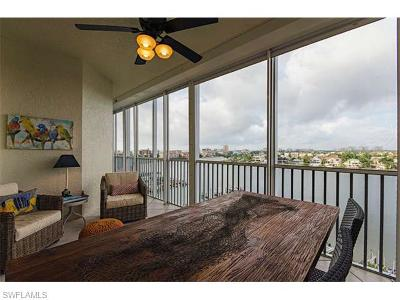 Naples Condo/Townhouse Sold: 400 Flagship Dr #808