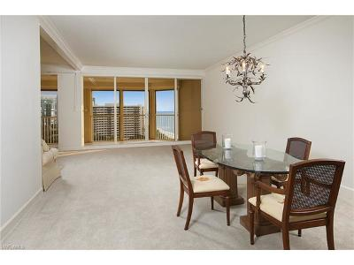 Condo/Townhouse Sold: 4051 Gulf Shore Blvd N #1406