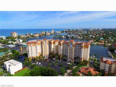 Naples Condo/Townhouse Sold: 400 Flagship Dr #1004