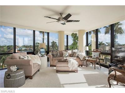 Condo/Townhouse Sold: 4751 Gulf Shore Blvd N #505