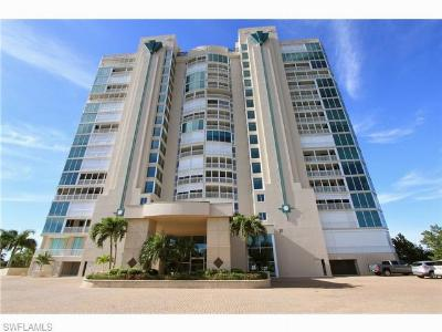 Baypointe At Naples Cay Condo/Townhouse Sold: 60 Seagate Dr #705