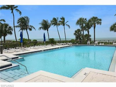 Condo/Townhouse Sold: 4951 Gulf Shore Blvd N #702