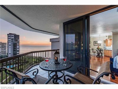 Condo/Townhouse Sold: 4551 Gulf Shore Blvd N #PH-5
