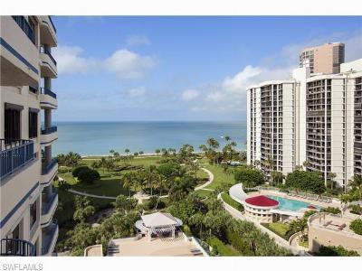 Condo/Townhouse Sold: 4451 Gulf Shore Blvd N #1206