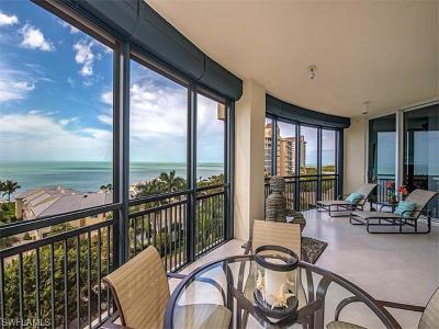 Seasons At Naples Cay Condo/Townhouse Sold: 81 Seagate Dr #702