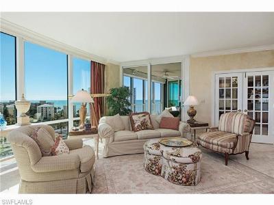 Condo/Townhouse Sold: 3971 Gulf Shore Blvd N #1001
