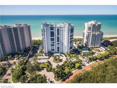 Naples FL Condo/Townhouse For Sale: $3,895,000