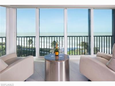 Condo/Townhouse Sold: 4651 Gulf Shore Blvd N #502